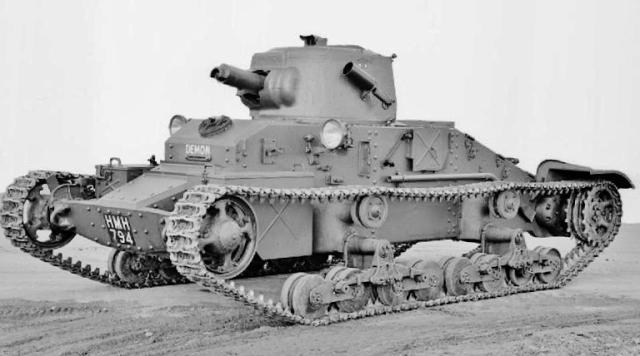 Matilda I Tank
