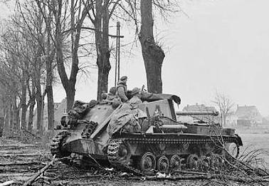 Archer tank