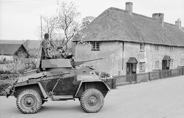 Guy Armoured Cars