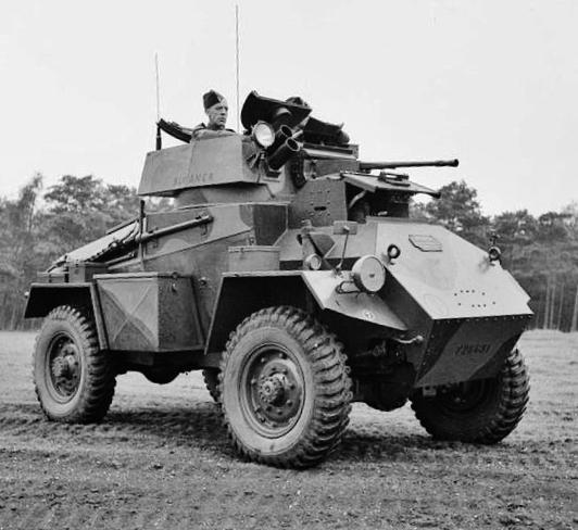 Humber Armoured Carmpp