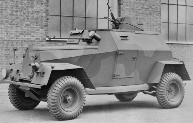 Humber Light Reconnaissance Carff