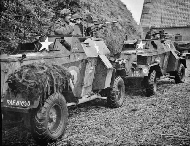 Humber Light Reconnaissance Carffg