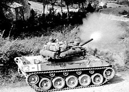 M18 Hellcats