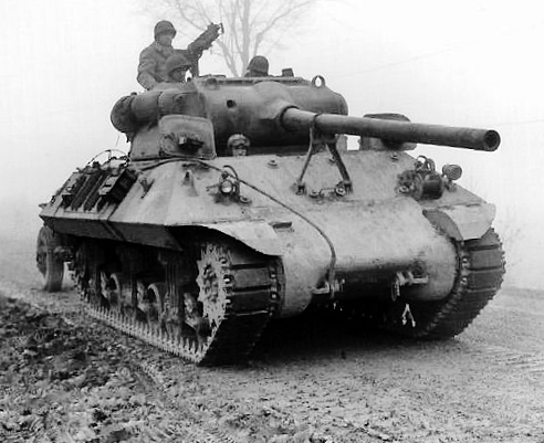 M36 Tank Destroyers