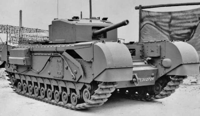 Mk IV Churchill III