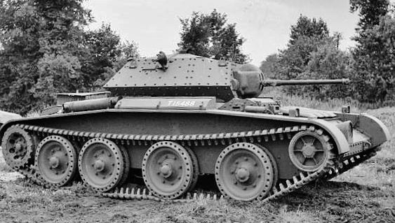 Mk V Covenanter