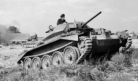 Mk VI, Crusaderc