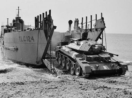 Mk VI, Crusaderf