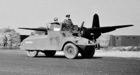 Morris Light Reconnaissance Cars