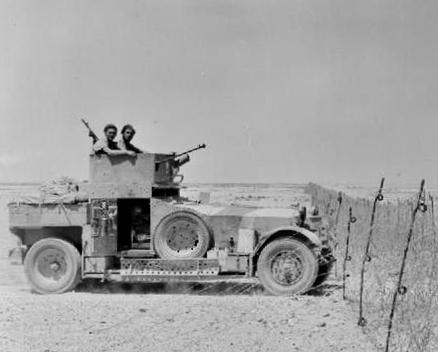 Rolls-Royce Armoured Cars