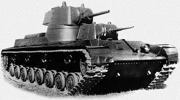 SMK tank